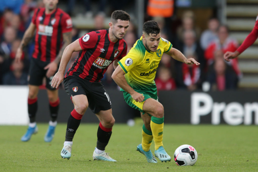 Liverpool have been linked with a double swoop for Norwich duo