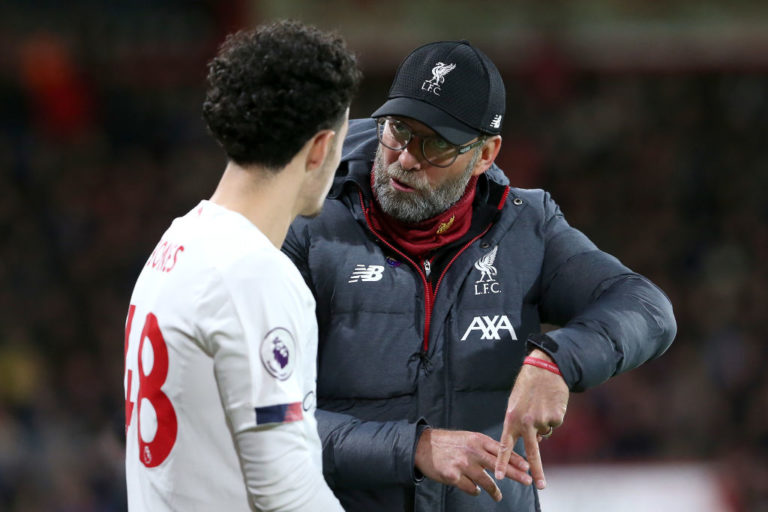 Liverpool need to batter teams this month to earn vital rest