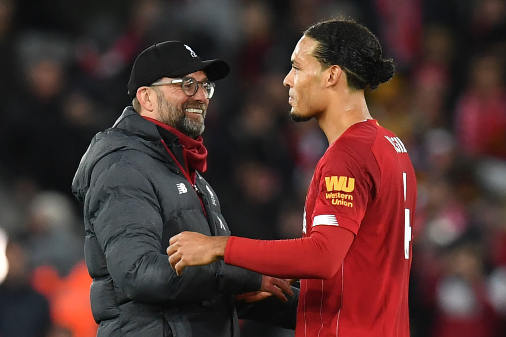 Sadio Mane is reportedly upset that Jurgen Klopp backed Virgil van Dijk for the Ballon d'Or.
