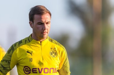 Liverpool should avoid signing Mario Gotze on a free in the summer.