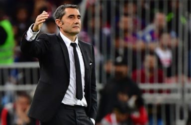 According to The Daily Mail, Ernesto Valverde may be sacked by Barcelona with the Liverpool humiliation cited as a reason.