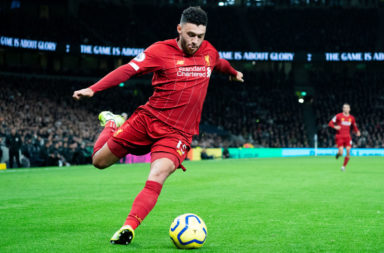 According to James Pearce, there is 'zero chance' of Liverpool selling Alex Oxlade-Chamberlain during this window.