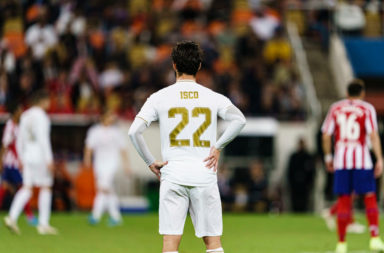 Liverpool are reportedly weighing up a January bid for Isco.