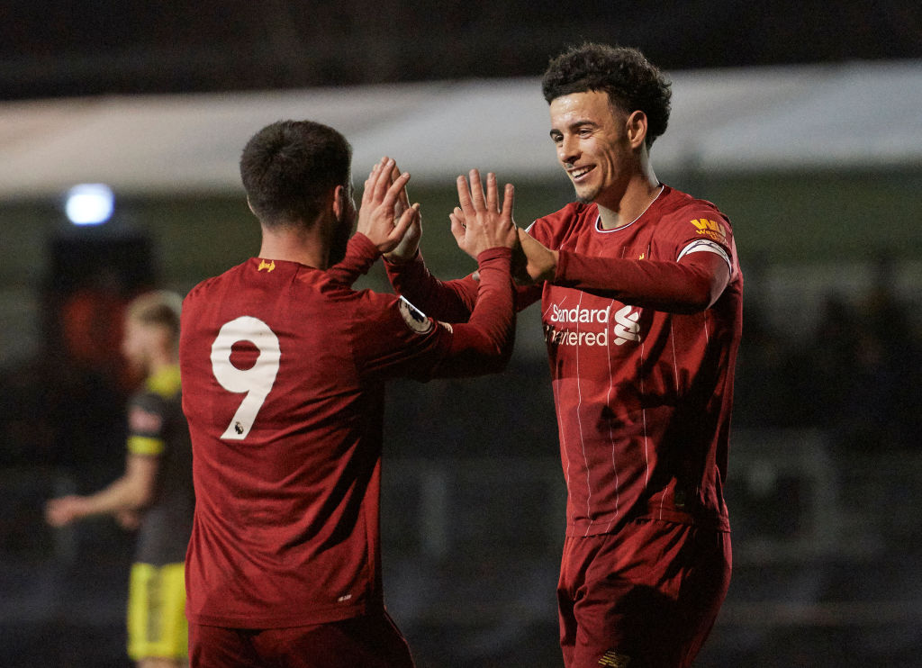 Our view: Klopp could repeat history by handing baptism of fire to another 18-year-old against Manchester United