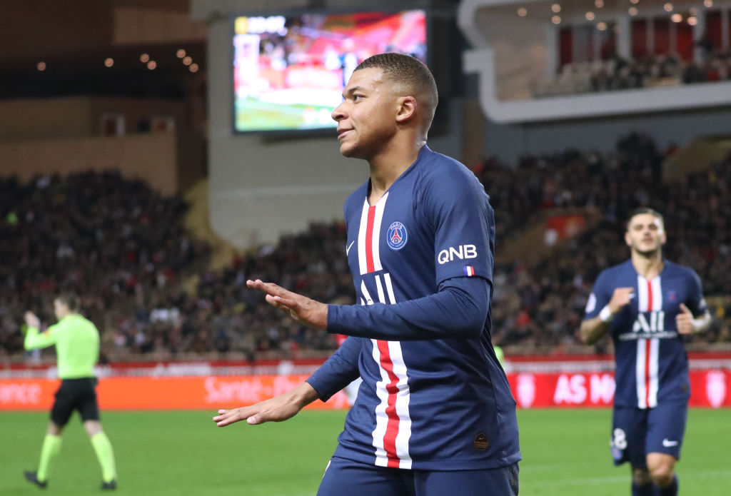 Kylian Mbappe: I want to win PSG first Champions League