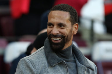 Rio Ferdinand has pointed towards Liverpool as the example for Manchester United to follow.
