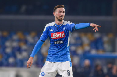 Fabian Ruiz is reportedly a target for Liverpool.