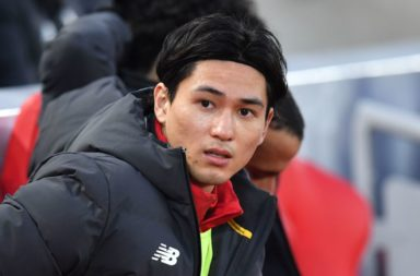 Jürgen Klopp was right to keep Takumi Minamino on the bench against Manchester United.
