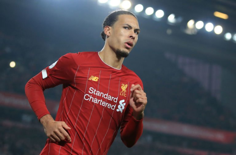 Virgil van Dijk scores well in our Liverpool player ratings v Manchester United.