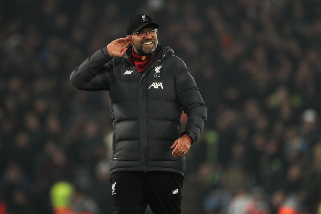 Three matches that could halt Jurgen Klopp's Liverpool imminent 'invincibles' status