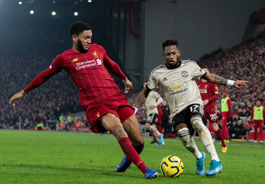 One stat proves just how undroppable Joe Gomez has become.