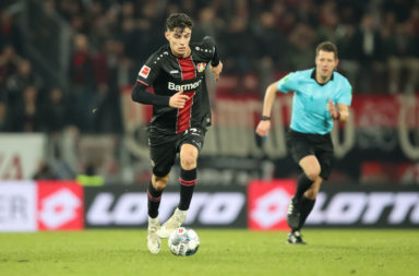 Liverpool are reportedly readying a bid for Kai Havertz.