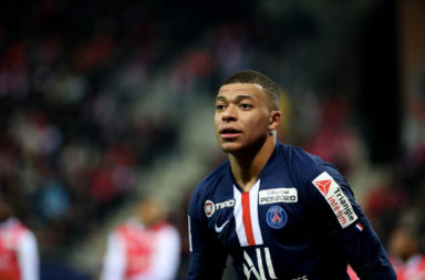Kylian Mbappe has named Liverpool as one of the favourites for the Champions League.