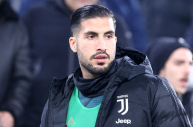 According to reports, Tottenham are weighing up a move for Emre Can.