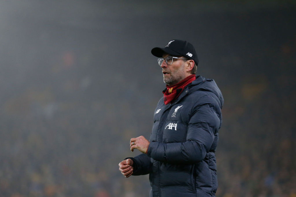 Jurgen Klopp says Wolves are 'so different' to any side he has faced this season - he is bang on