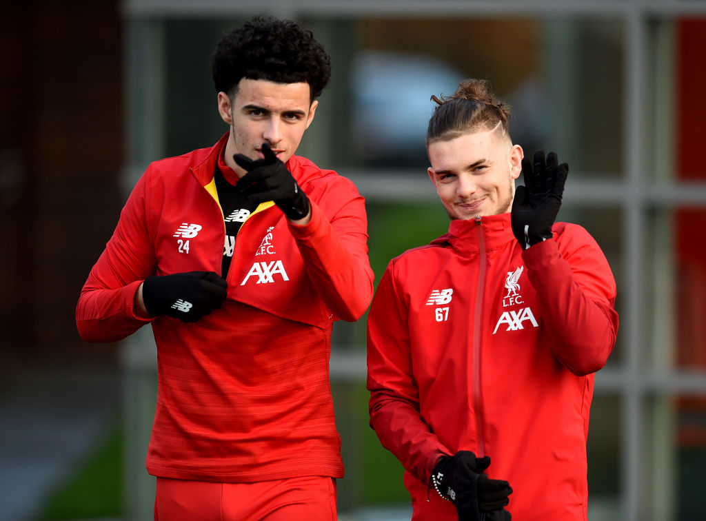The Liverpool academy could fall victim to the Reds' success.