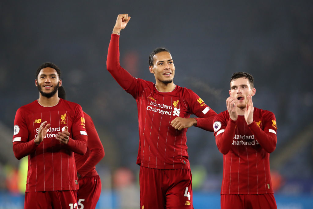 Liverpool squad named 'most valuable in Europe'