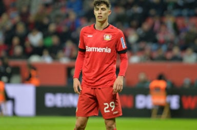 El Desmarque has claimed that Liverpool are leading Real Madrid in the race for Kai Havertz.