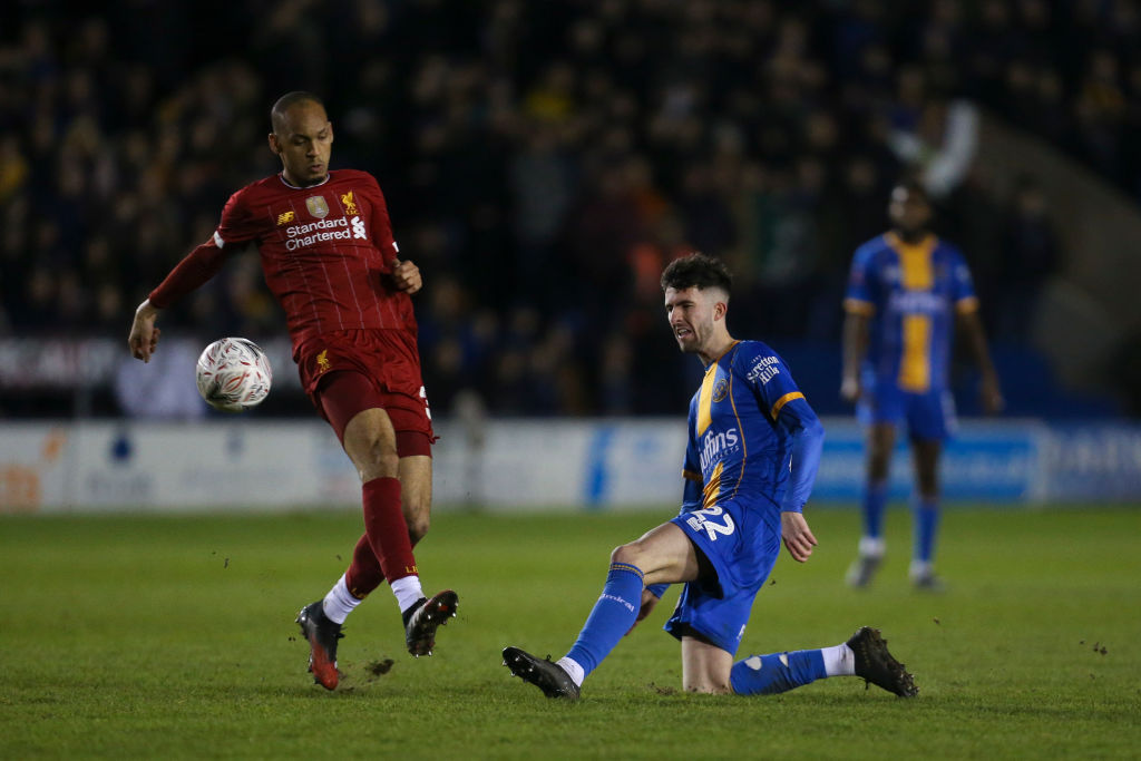 FA Cup fifth-round draw: Chelsea to face either Liverpool or Shrewsbury