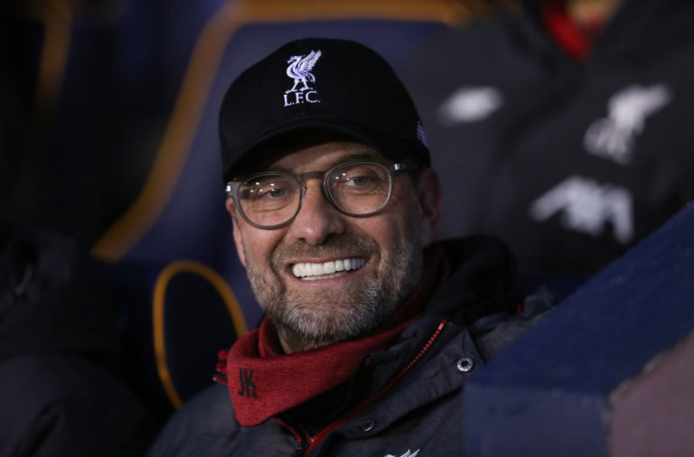 Jürgen Klopp is right to play the kids in the FA Cup replay against Shrewsbury Town.