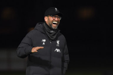 Jürgen Klopp and Liverpool take on Sheffield United this evening - the gaffer has an impressive stat behind him