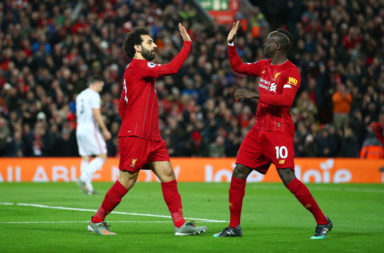Mo Salah scores well in our Liverpool player ratings v Sheffield United.