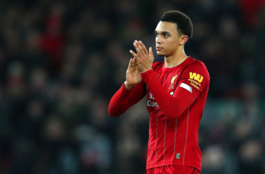 Trent Alexander-Arnold is Liverpools only recongised right-back.
