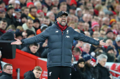 Jurgen Klopp will find out if any transfer business is needed when his team faces Everton