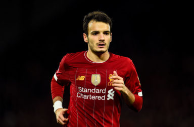 A report in Spain has claimed that Pedro Chirivella wants to leave Liverpool at the end of the season.