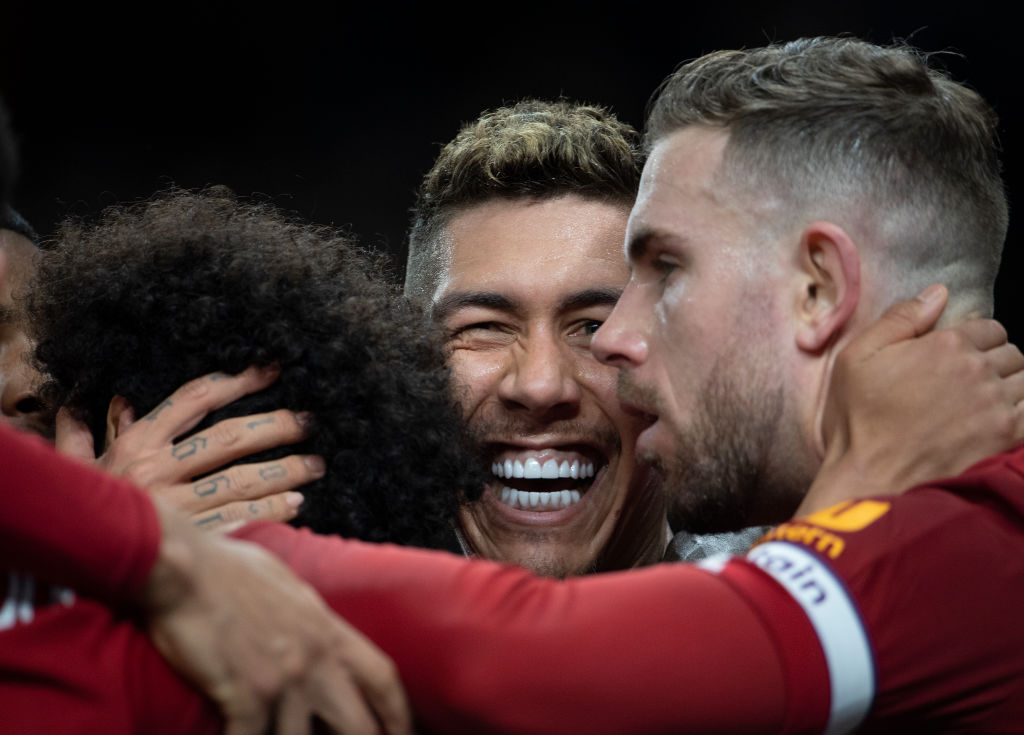 Liverpool break Manchester City record with win over Spurs