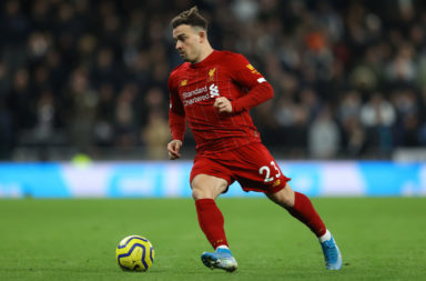 Roma have reportedly had a loan bid for Xherdan Shaqiri rejected by Liverpool.