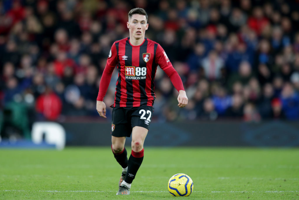 Harry Wilson has played quite well for Bournemouth.