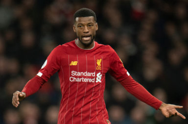 Gini Wijnaldum has become the best in the world at his role.