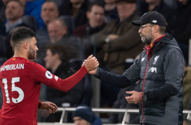 Alex Oxlade-Chamberlain could be the answer for Jurgen Klopp against Manchester United
