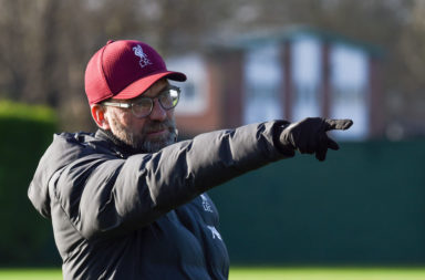 Jurgen Klopp will need to cope without Mohamed Salah and Sadio Mane in a year.