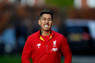 Roberto Firmino can put Manchester United to the sword.