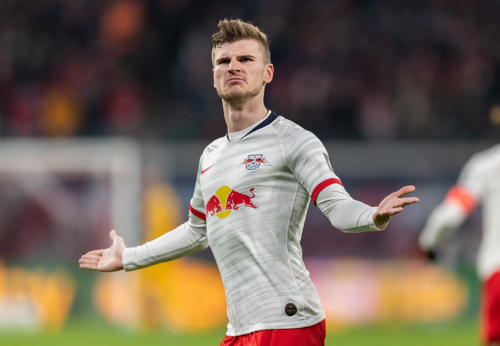 Liverpool are long-linked with Timo Werner.
