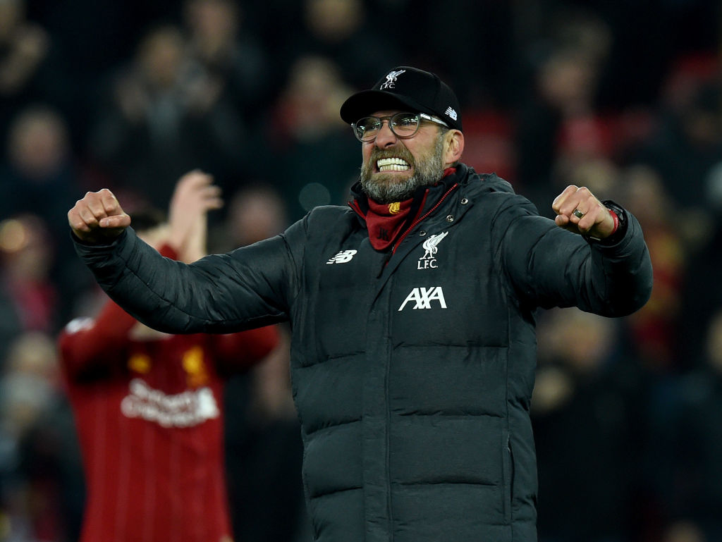 Jürgen Klopp has pointed towards concentration as where his team can improve.
