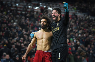 According to a report by The Express, Mo Salah is a 'top target' for Barcelona.