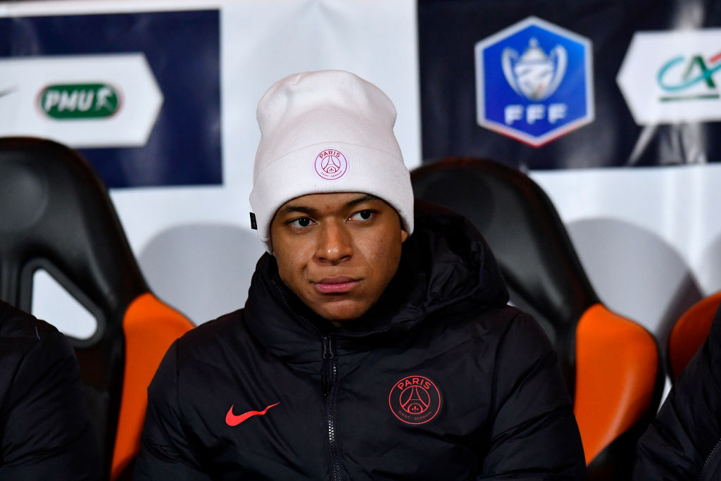 """Come and get me plea"": Liverpool fans in meltdown after Mbappe interview"