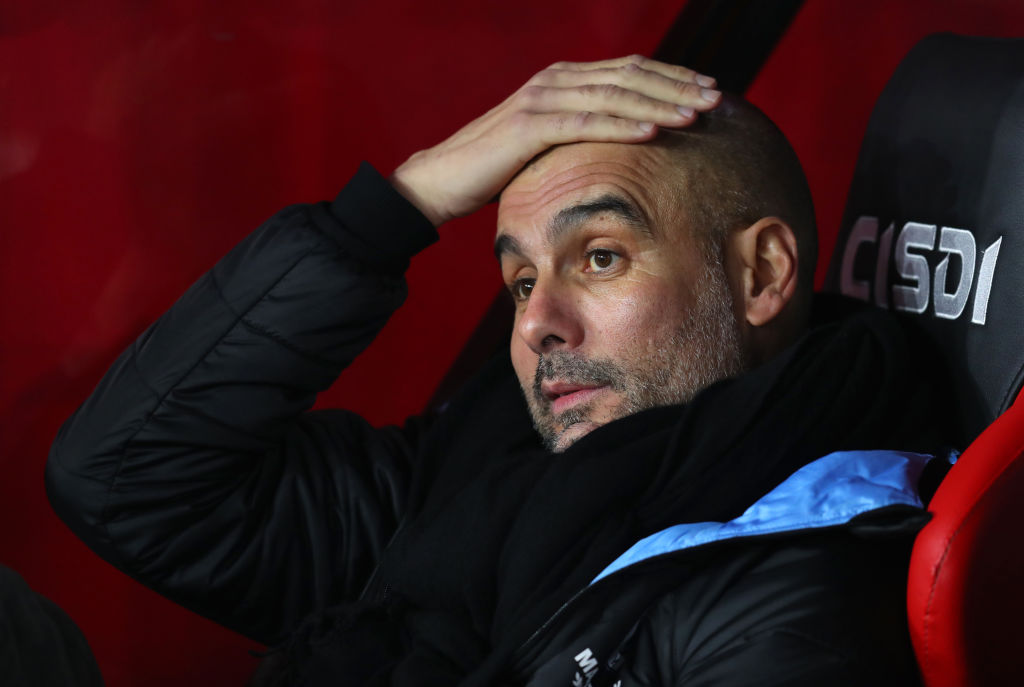 Pep Guardiola labels £57m man as 'best in the world' - Liverpool supporters will explain he is very wrong