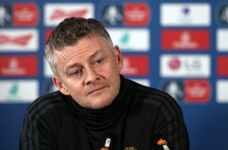 Ole Gunnar Solskjaer was talking about Jurgen Klopp on Friday.
