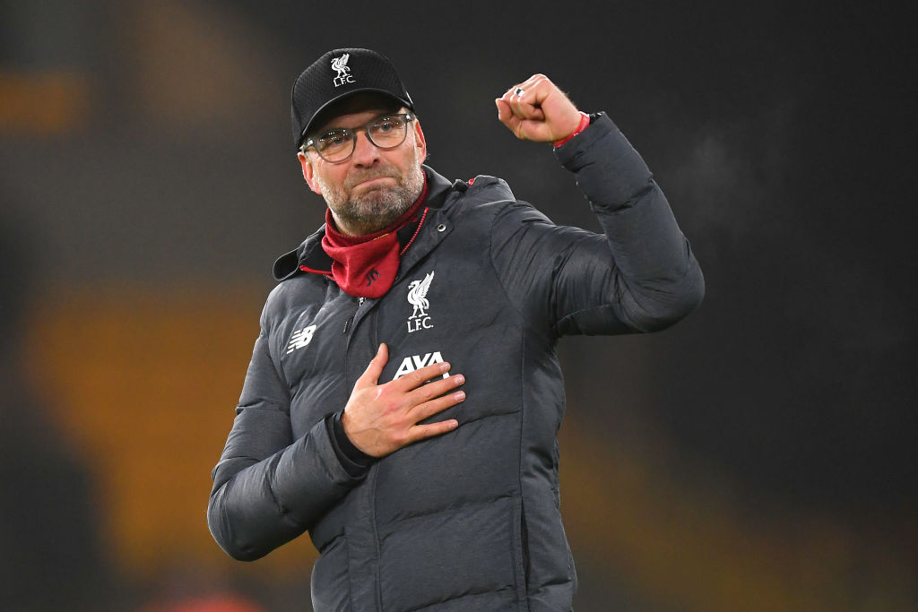 Liverpool now on the verge of eclipsing Manchester United greats' stat
