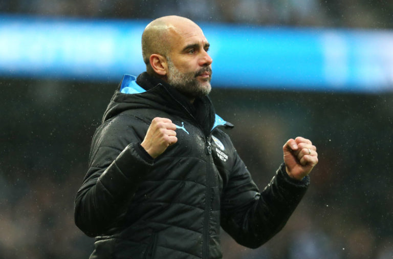 Pep Guardiola has been gushing with praise for Liverpool.