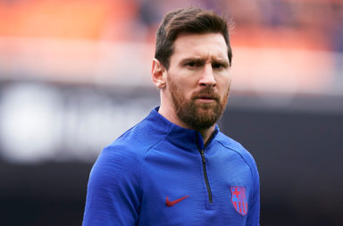 Liverpool could sign Lionel Messi if the player sought a new challenge according to agent Francis Nkwain.