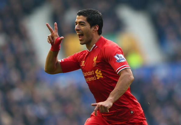 Luis Suarez turned 33 this week - he is the greatest striker Liverpool ever had.