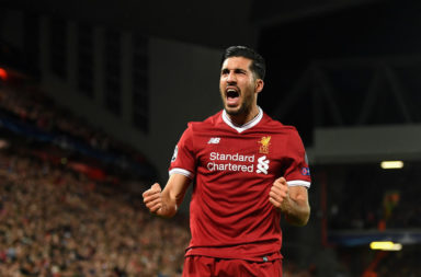 Emre Can has decided against signing for Manchester United