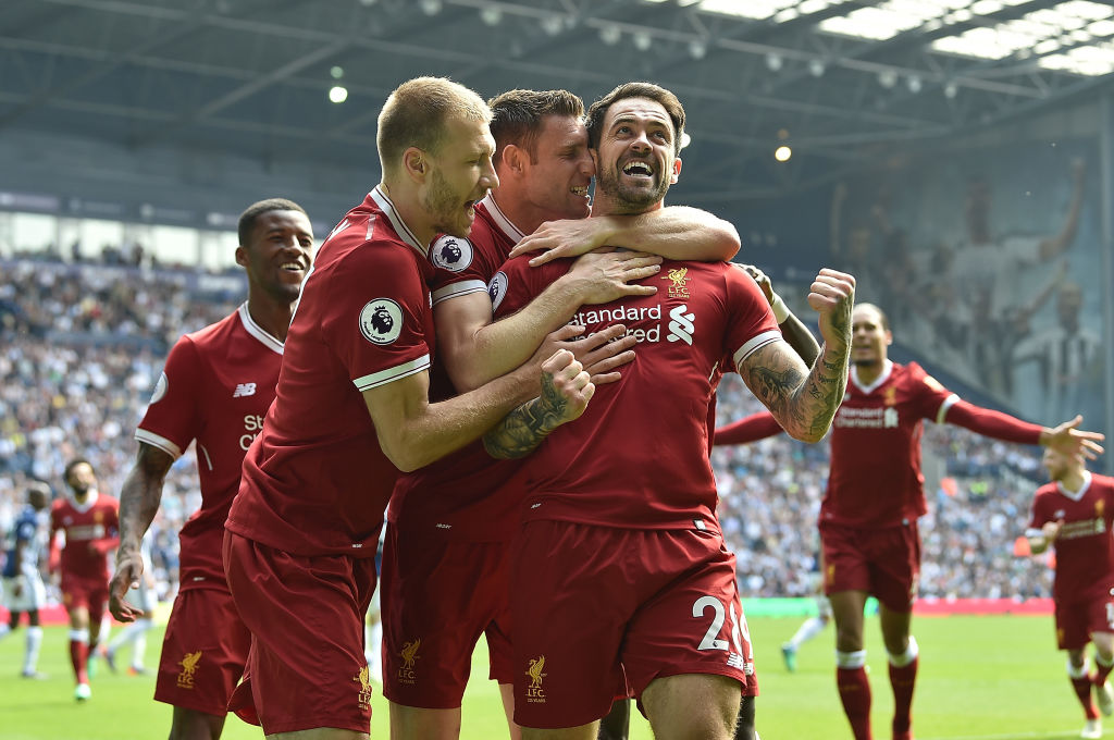 Liverpool get 16th straight win in Premier League
