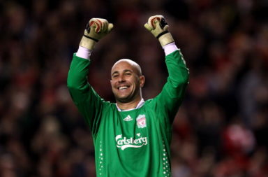 Pepe Reina is set to complete a loan move to Aston Villa in the next few days.