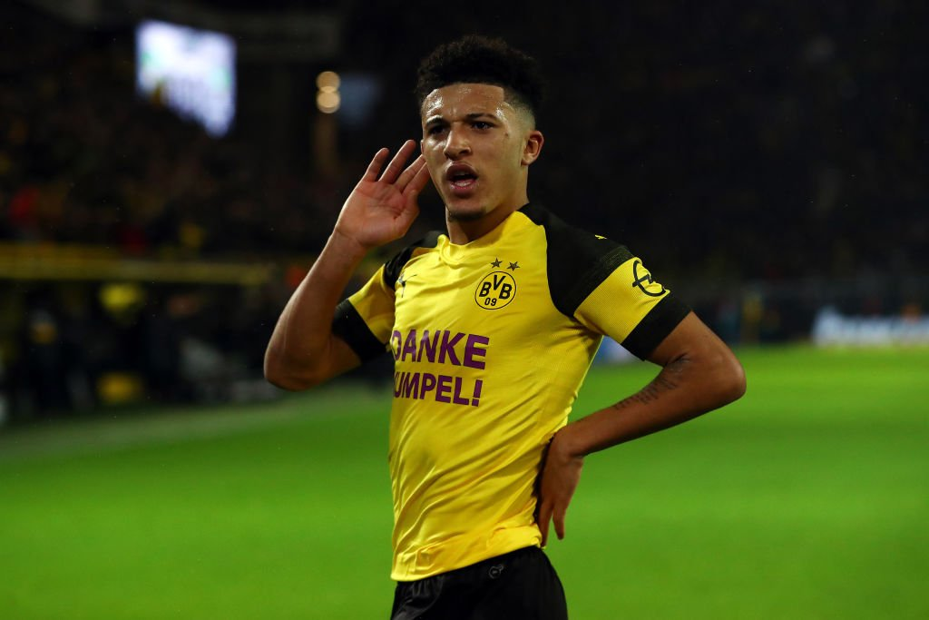 Liverpool selling Sadio Mane or Mo Salah to bring in Jadon Sancho is in our long term interests.